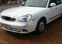 Bán Daewoo Nubira đời 2002, màu trắng, giá 94tr