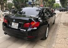 Bán BMW 5 Series 520i đời 2015, màu đen, nhập, biển Hà Nội