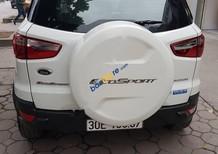 Chính chủ cần bán gấp Ford EcoSport 2016, màu trắng, giá chỉ 615 triệu