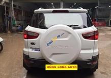 Bán Ford EcoSport Titanium 1.5AT đời 2015, màu trắng, giá cạnh tranh