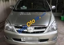 Bán xe Toyota Innova G sản xuất 2006, màu bạc chính chủ, giá chỉ 335 triệu