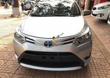 Cần bán Toyota Vios đời 2016, màu bạc, 475tr