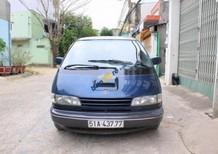 Cần bán xe Toyota Previa đời 1997, màu xanh lam xe gia đình