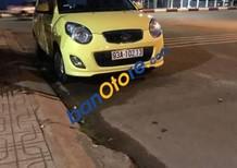 Gia đình bán xe Kia Morning SX 2011, màu vàng