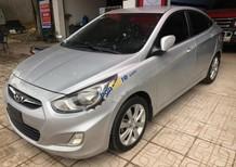 Cần bán xe Hyundai Accent đời 2011, màu bạc, xe nhập