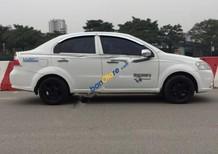 Bán xe Daewoo Gentra SX 1.5 MT đời 2010, màu trắng