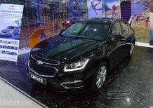 Cần bán xe Chevrolet Cruze đời 2018, màu đen, nhập khẩu, 619 triệu