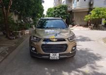 Cần bán gấp Chevrolet Captiva đời 2016, màu vàng, giá chỉ 755 triệu
