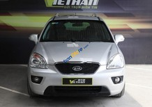 Cần bán xe Kia Carens SX 2.0MT đời 2013, màu bạc
