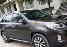 Bán xe Kia Sorento đời 2014, màu xám đã đi 35000km, giá tốt