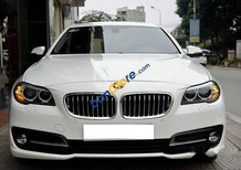 Bán ô tô BMW 5 Series 520i đời 2015, màu trắng