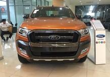Ford Ranger Wildtrack - 2017 Xe mới Nhập khẩu
