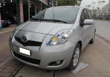 Bán ô tô Toyota Yaris 2010, màu bạc, nhập khẩu nguyên chiếc số tự động