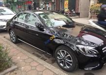 Bán Mercedes C300 đời 2018, màu đen