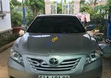 Bán Toyota Camry đời 2007, màu bạc, nhập khẩu
