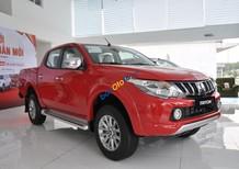 Cần bán xe Mitsubishi Triton Mivec 4x2 AT đời 2018, màu đỏ, xe nhập, giá tốt