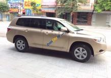 Cần bán xe Toyota Highlander 2.7 LE 2010, nhập khẩu nguyên chiếc, giá tốt