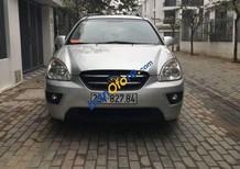 Cần bán Kia Carens AT sản xuất 2009, màu bạc như mới