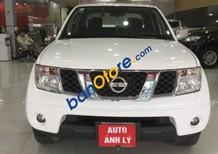 Cần bán Nissan Navara 2.5 MT đời 2013, màu trắng giá cạnh tranh