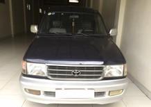 Bán ô tô Toyota Zace GL 2001, màu xanh lam, giá tốt