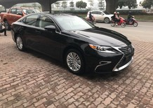 Cam kết có xe giao ngay Lexus ES250 2018, màu đen, nhập mới 100%