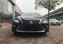Cam kết có xe giao ngay Lexus ES250 2018 màu đen, nhập mới 100%