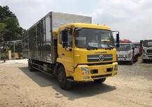 Bán xe DongFeng 6.7 Tấn thùng dài 9.3m, màu vàng, xe nhập, giá tốt