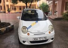 Bán xe Daewoo Matiz năm 2004, màu trắng, giá chỉ 68 triệu