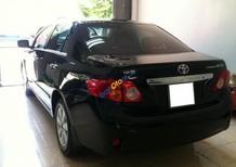 Cần bán xe Toyota Corolla Altis 1.8G AT 2009, màu đen