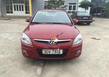 Bán Hyundai i30 đời 2009, màu đỏ, nhập khẩu số tự động, giá chỉ 380 triệu