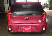 Cần bán xe Kia Morning Van 1.0 AT đời 2015, màu hồng, nhập khẩu nguyên chiếc chính chủ, 295tr