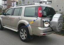 Cần bán lại xe Ford Everest 2.5L 4x2 MT sản xuất 2009, 458tr