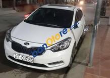 Cần bán Kia K3 đời 2014, màu trắng, giá tốt