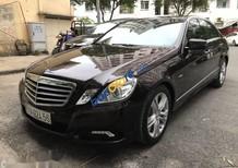 Bán Mercedes E250 CGI năm 2010, màu đen, giá chỉ 830 triệu