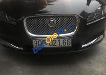 Chính chủ bán Jaguar XF 2.0 AT đời 2014, màu đen, xe nhập