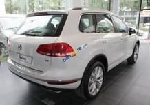 Bán xe Volkswagen Touareg GP 3.6 AT đời 2017, màu trắng, xe nhập