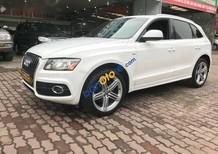 Cần bán lại xe Audi Q5 3.2 2010, màu trắng, xe nhập giá cạnh tranh