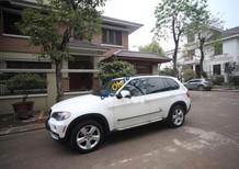 Cần bán xe BMW X5 3.0si sản xuất 2007, màu trắng, xe nhập, 666tr