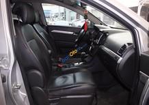 Bán Chevrolet Captiva Revv 2.4AT màu bạc, số tự động, sản xuất 2016, biển Sài Gòn