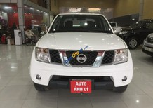Bán Nissan Navara 2.5MT 2013, màu trắng, xe nhập