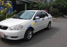 Cần bán gấp Toyota Corolla Altis 1.8G MT đời 2002, màu trắng chính chủ, giá chỉ 255 triệu