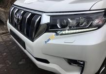 Cần bán Toyota Prado VX 2.7L đời 2018, màu trắng, nhập khẩu nguyên chiếc