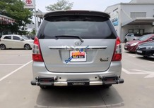Bán Toyota Innova 2.0E đời 2013, màu bạc số sàn, 565tr