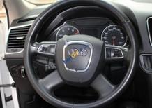 Bán Audi Q5 2.0 AT đời 2010, màu trắng, xe nhập