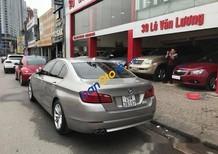 Bán xe BMW 5 Series 520i đời 2011, màu xám, nhập khẩu