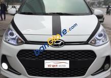 Auto bán Hyundai Grand i10 1.25 AT sản xuất 2017, màu trắng