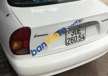 Cần bán xe Daewoo Lanos MT đời 2002, màu trắng