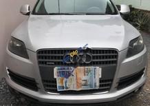 Cần bán xe Audi Q7 3.6 đời 2007, màu bạc, nhập khẩu, 760tr
