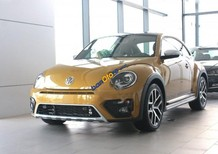 Cần bán Volkswagen Beetle Dune sản xuất 2017, màu vàng, nhập khẩu