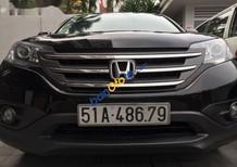 Bán xe Honda CR V đời 2014, màu đen, 740tr